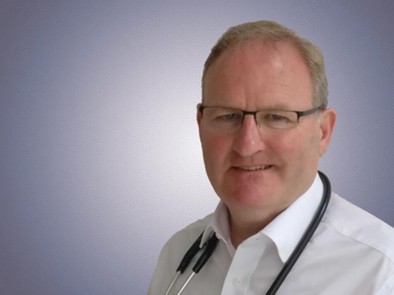 Dr. Liam Regan